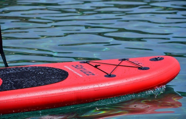 Find out how to rent SUP