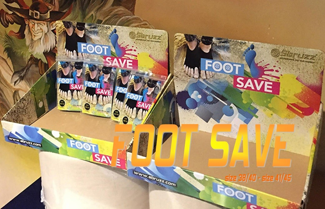 Foot Save Sbruzz