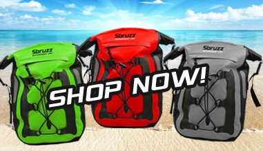 Waterproof 27L  € 55,00