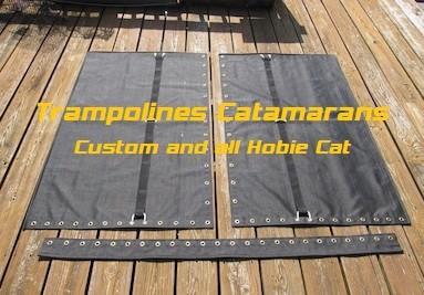 Trampolines Catamarans